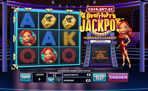 everybodys jackpot online slot im winner casino