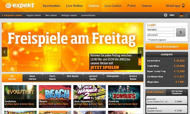 casino online test jetzt soielen