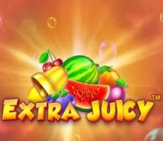 Extra Juicy Slot Logo