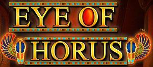 Eye of Horus Merkur Logo