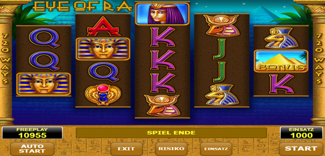 video slots online casino boock of ra