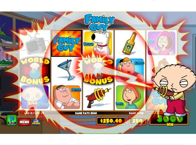 Family Guy Spielautomat