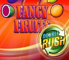 Fancy Fruits Double Rush Logo