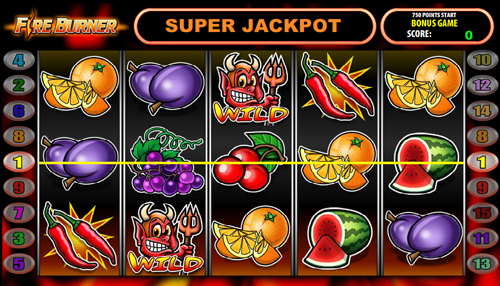 fire burner online slot im casino club