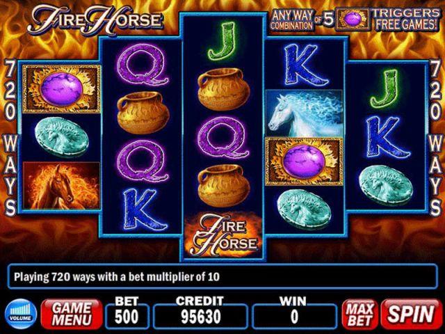 IGT Fire Horse Spielautomat