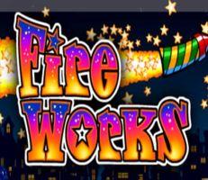 Fireworks Slot Logo