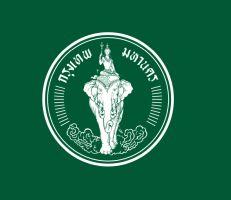 Flagge Bangkok