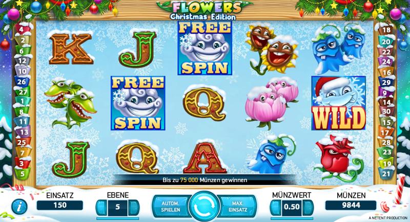 Spiele Xmas - Video Slots Online