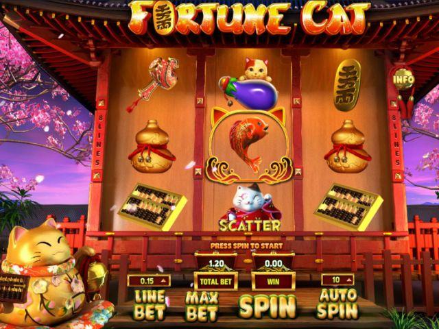 Fortune Cat Vorschau