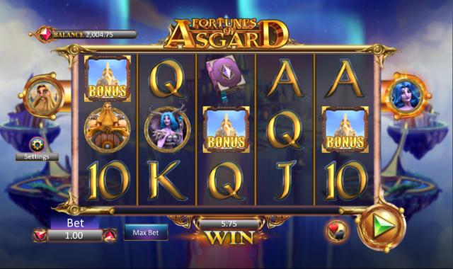 Fortunes of Asgard Vorschau