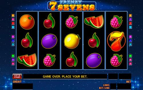 casino spiele online sevens spielen
