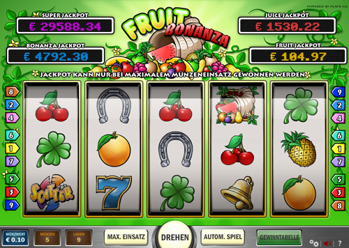 online real casino spiele fruits