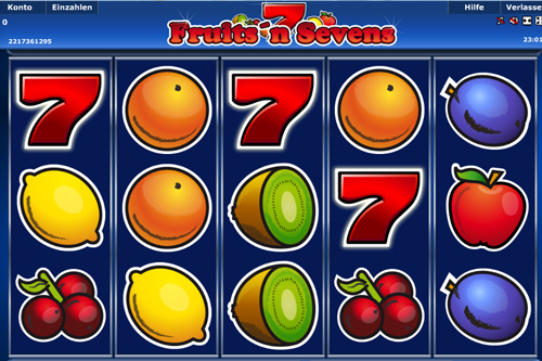 fruits'n sevens novoline slot im gametwist casino