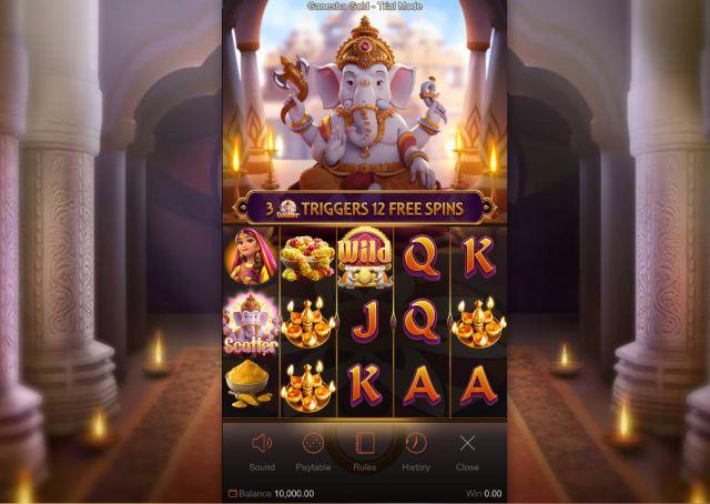 Ganesha Gold Vorschau