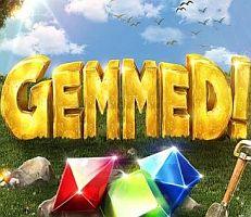 Gemmed Slot Logo