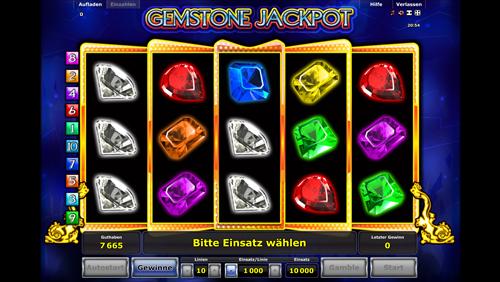 gemstone-jackpot novoline spiel