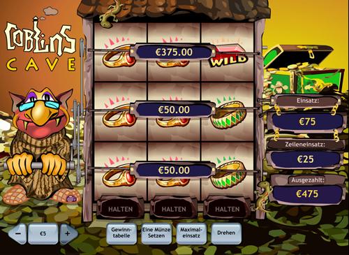 goblins cave online slot im winner casino