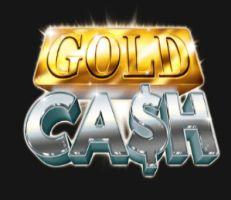 Gold Cash Slot Logo