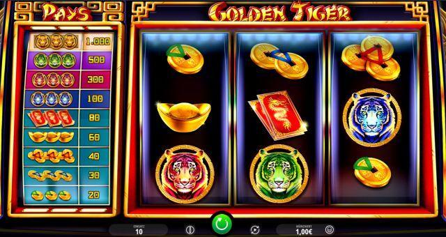 Golden Tiger Vorschau