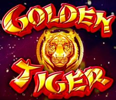 Golden Tiger Slot Logo