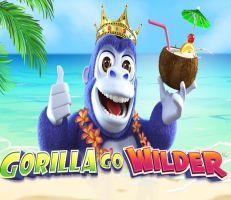 Gorilla go Wilder Slot Logo