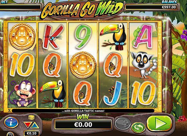 casino online free gorilla spiele