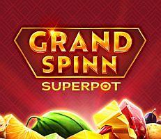 Grand Spinn Superpot NetEnt