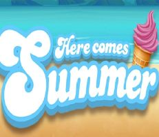 Here comes Summer Logo