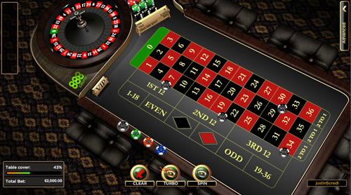 high-limit-european-roulette