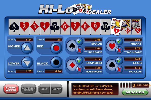 online casino dealer cocktail spiele