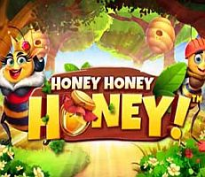 Honey Honey Honey Logo