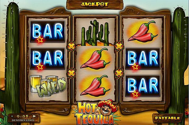Hot Tequila Spielautomat