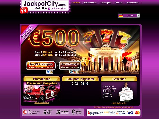 casino city online welches online casino