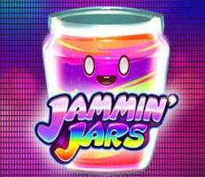 Jammin Jars Slot Logo
