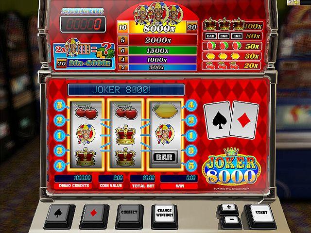 besten online casino joker casino