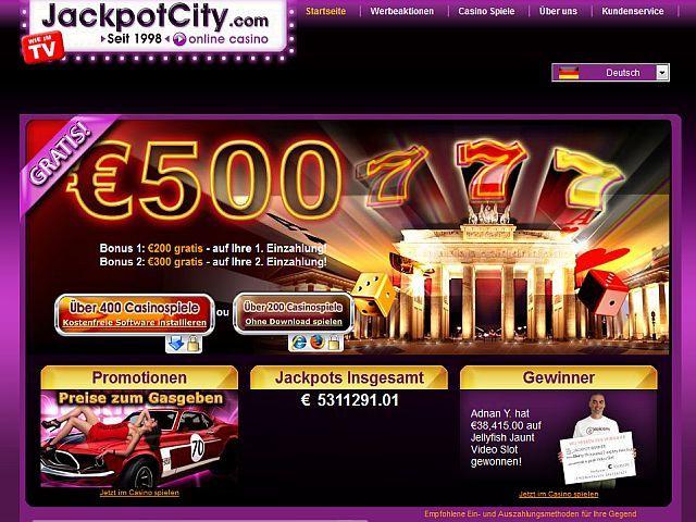 jackpotcity online casino spielautomat