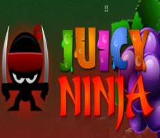 Juicy Ninja Slot Logo