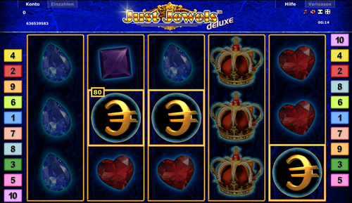 just jewels slot im gametwist casino online spielen