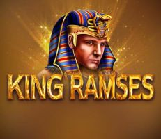 King Ramses Slot Logo