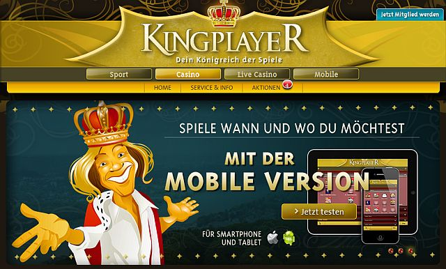 Kingplayer