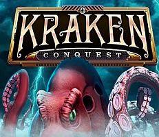 Kraken Conquest Logo