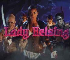 Lady Helsing Logo