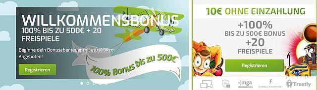 Lapalingo Bonus