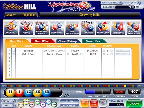 internet casino online lightning spielen