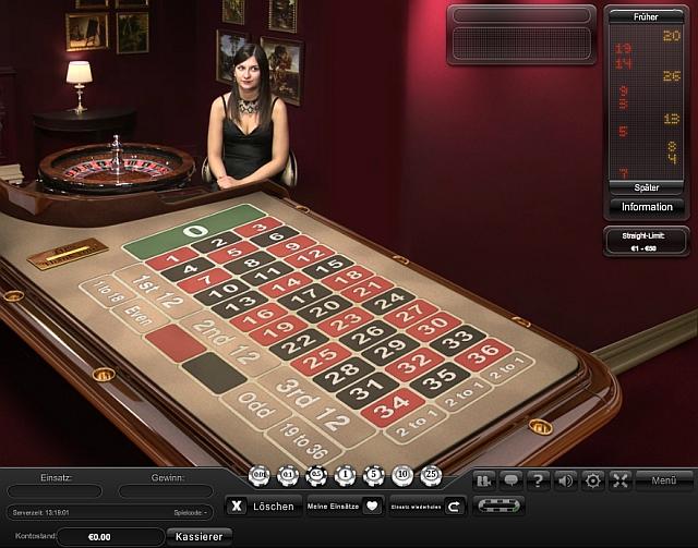 casino roulette online ultra hot online spielen
