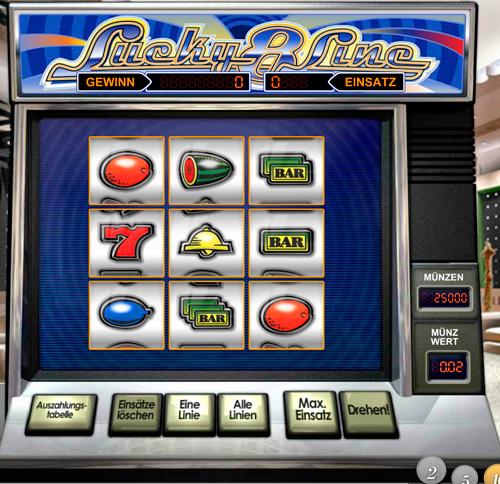 casino bet online lines spiel