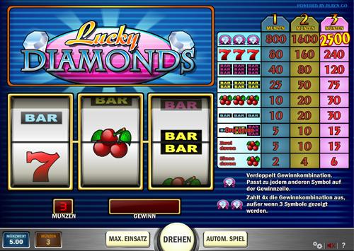 lucky-diamonds online slot