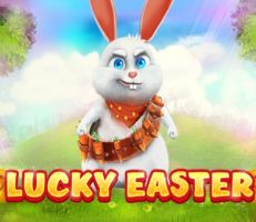 Lucky Easter Slot Logo