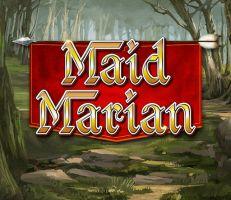Maid Marian Slot Logo