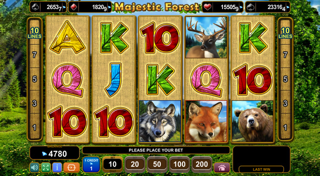 majestic-forest-online-slot